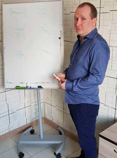 Заместитель руководителя центра СтопЗависимость